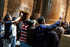 Jerusalem, Good Friday 2012. Church of the Holy Sepulchre.