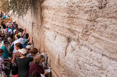 Western Wall (Klagemauer)