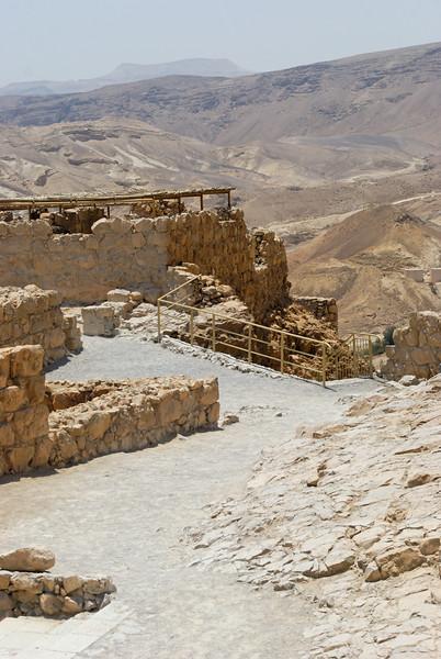 Massada - Israel -  20090610 - 2634