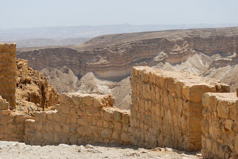 Massada - Israel -  20090610 - 2697