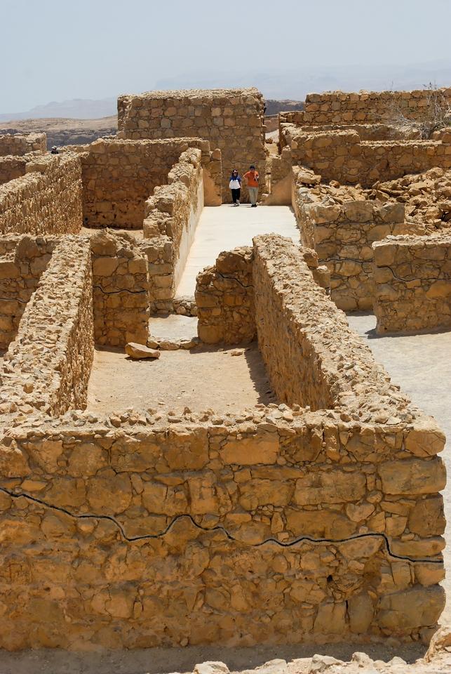 Massada - Israel -  20090610 - 2624