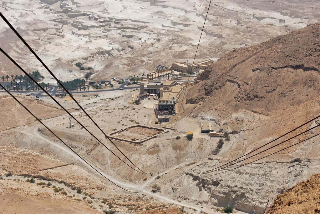 Massada - Israel -  20090610 - 2503
