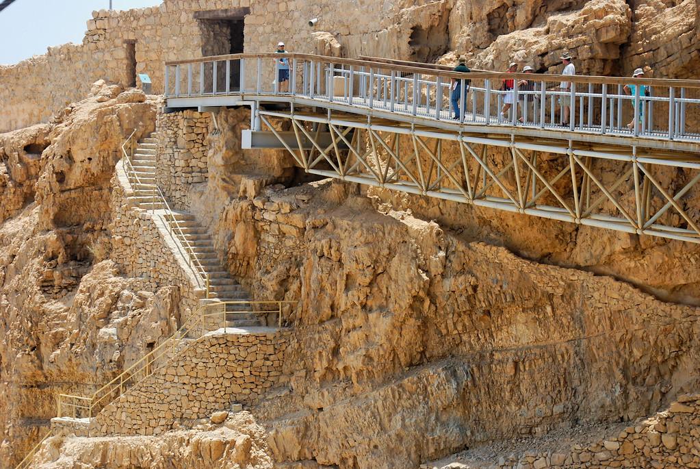 Massada - Israel -  20090610 - 2506