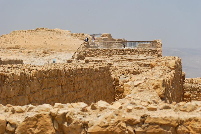Ruínas da antiga cidadela
