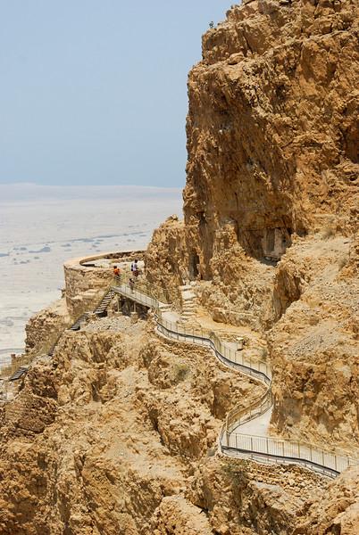 Massada - Israel -  20090610 - 2669
