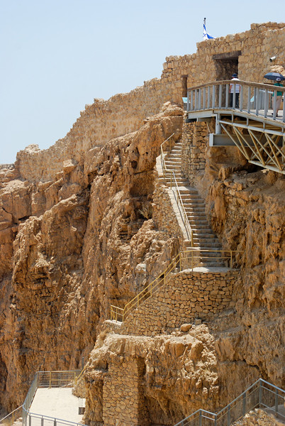 Massada - Israel -  20090610 - 2508
