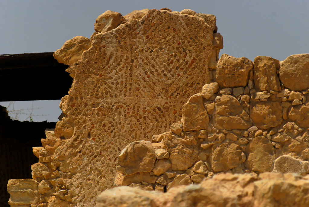 Massada - Israel -  20090610 - 2701