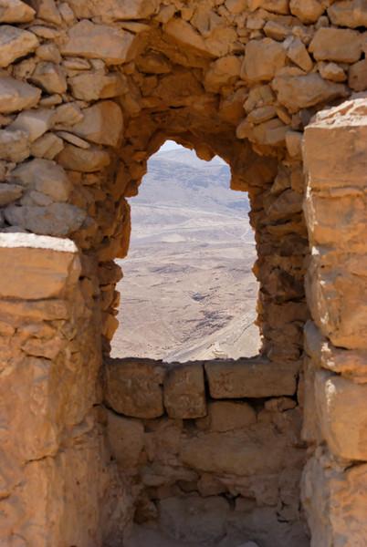 Massada - Israel -  20090610 - 2694