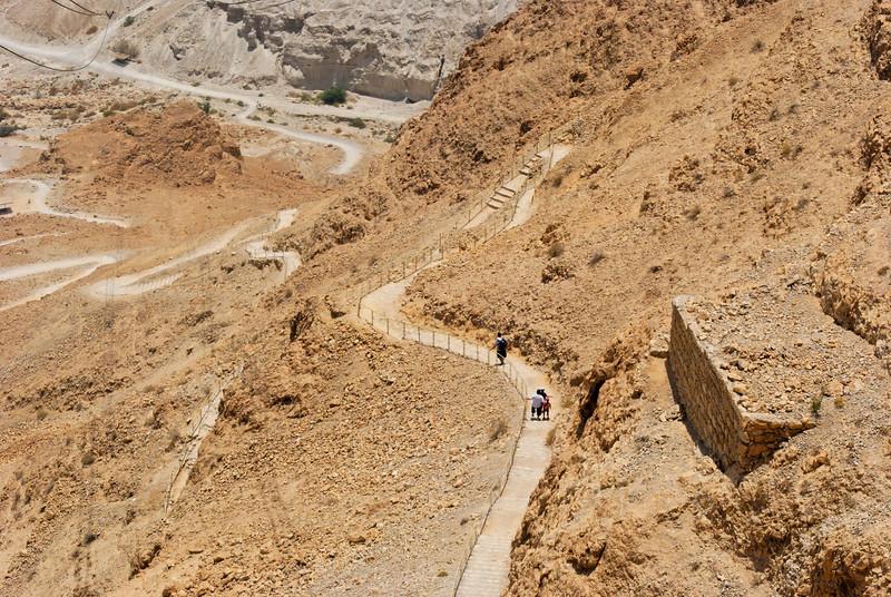 Massada - Israel -  20090610 - 2504