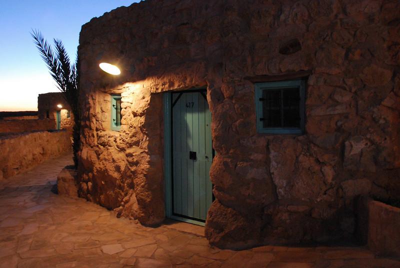 Sundown at Petra - Taybet Zaman (c) Daniel Yoffee