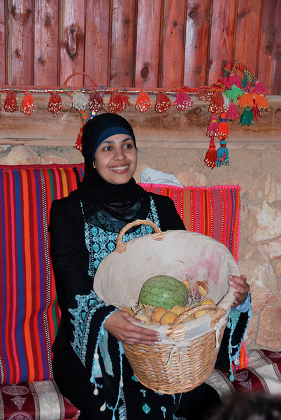 Mariam - Bedouin entrepreneur (c) Daniel Yoffee