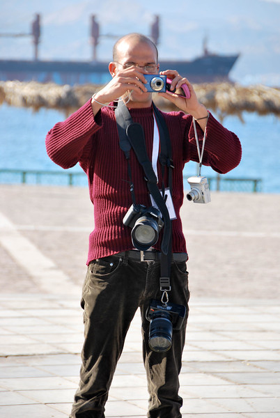 The Photographer - Aqaba, Jordan (c) Daniel Yoffee