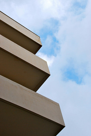 Bauhaus Architecture - Tel Aviv, Israel