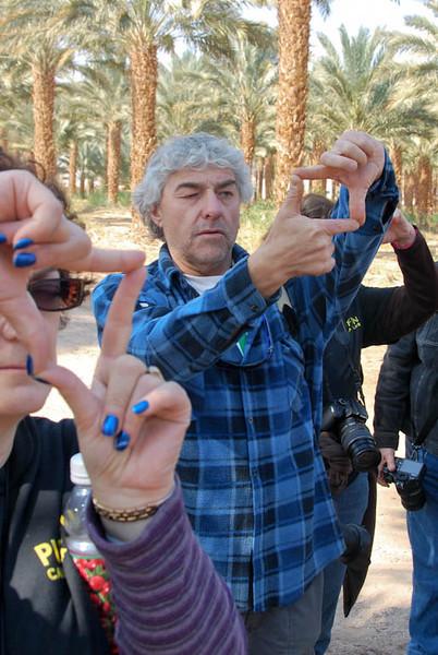 Improving your eye - Digi Deke, Israeli Photographer (c) Daniel Yoffee