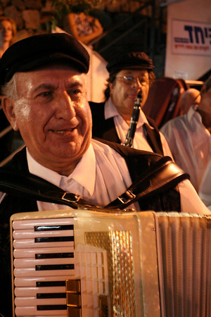 Zefat Klezmer Festival '08