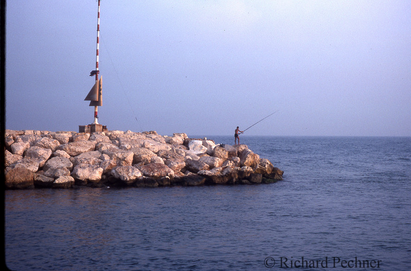 Fishing in the Med