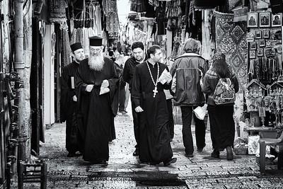 Priest's Market  Christian Quarter, Old City, Jerusalem, Israel.