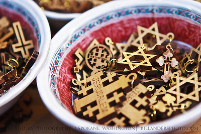 Bowl of Choices  Christian Quarter, Old City, Jerusalem, Israel.