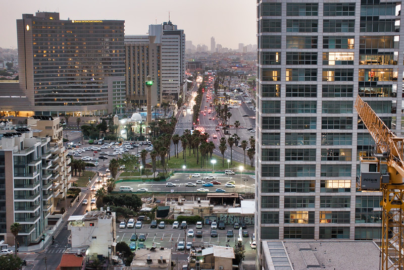 Tel Aviv - A Vibrant and Growing City