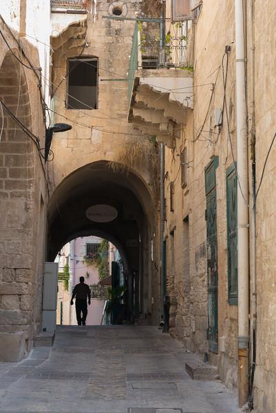 Alleyway, Nazareth