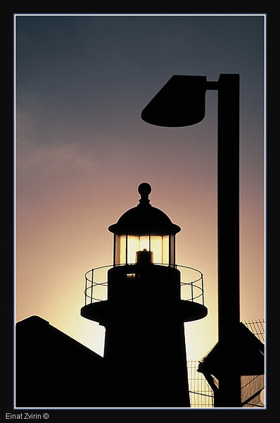 Old Acre Lighthouse<br /> Israel