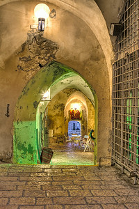 Old Jaffa Arches