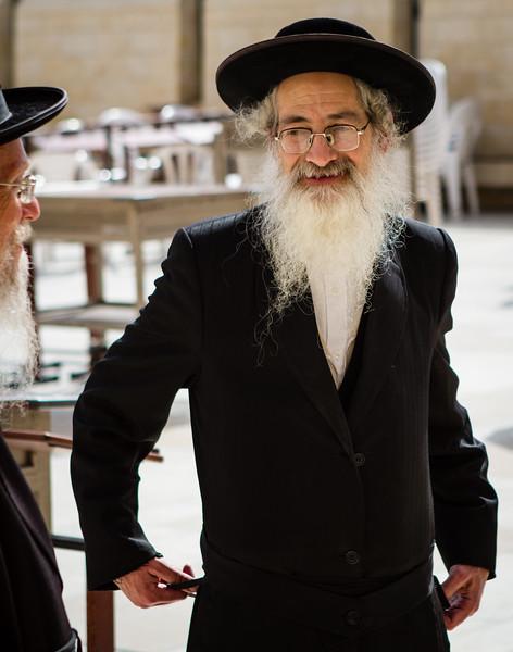 Men at the Synagogue