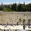 First Visit to Israel - Western Wall 2