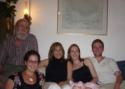 Derek, Jackie, Ashley & Jonsi Stein