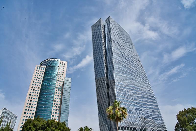 Tel Aviv Highrise Buildings