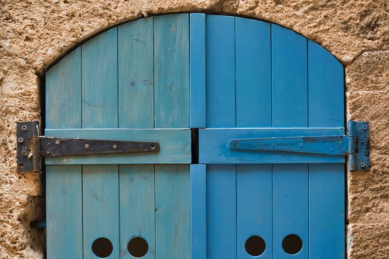 Jerusalem Alley Door