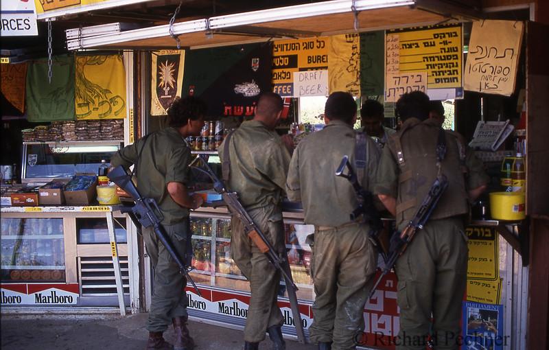 IDF getting refreshed
