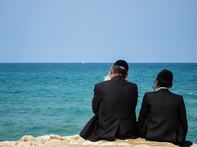 Tel Aviv - At the Beach