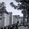 Jaffa Gate - Old Jerusalem