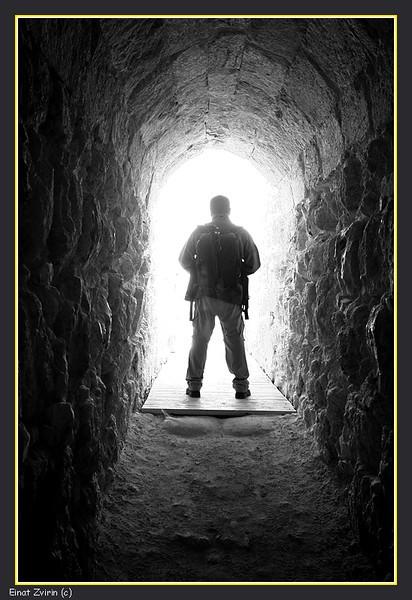 Herodium Tunnels