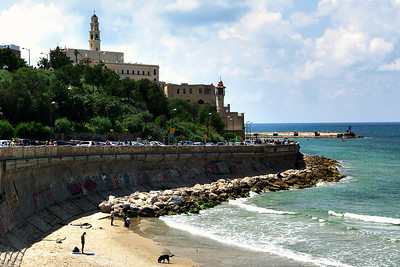 Jaffa Coastline, Israel, April 2012 (c) 2011, Karin Markert, kmarkert88@gmail.com, all rights reserved.