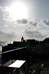Rooftop View in Acre, Israel (c) 2011, Karin Markert, kmarkert88@gmail.com, all rights reserved.