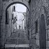 Jerusalem<br /> Old town alley