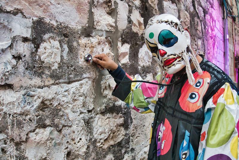 Jerusalem Golden Tooth Festival Actor