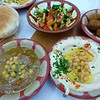 First Visit to Israel - Lunch in Jerusalem