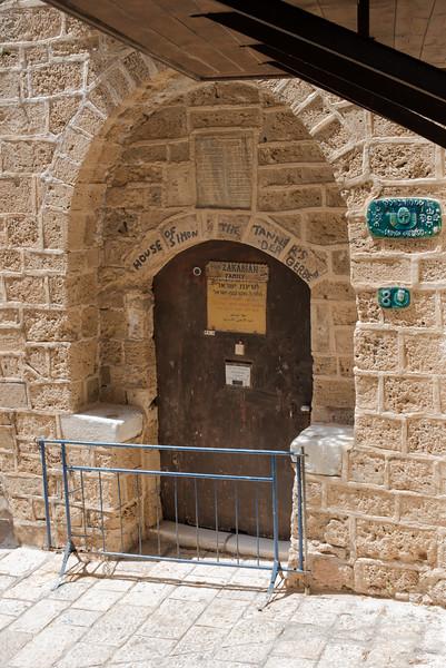 House of Simon the Tanner, Joppa
