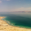 First Trip to Israel - Dead Sea View