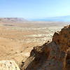 First Visit to Israel - Masada