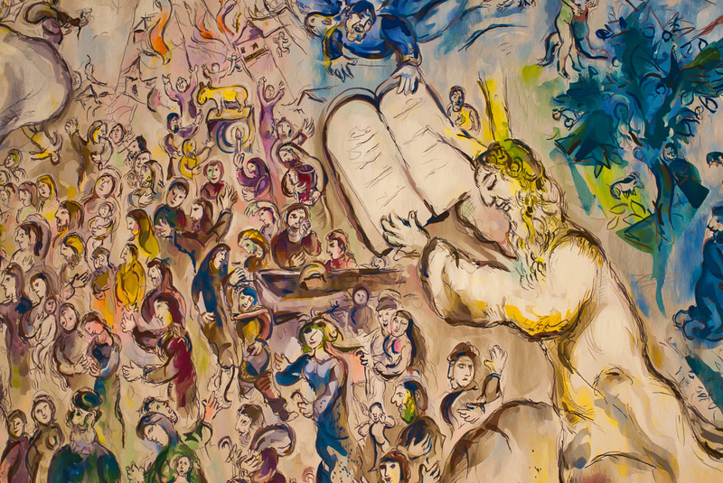 Knesset Artwork by Chagall