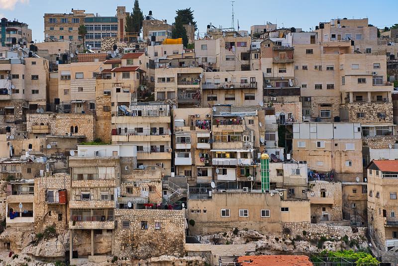 East Jerusalem Housing