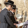 The holy Western Wall in Jerusalem