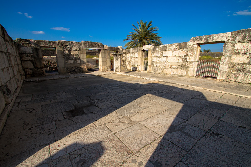 Capernaum Ruins