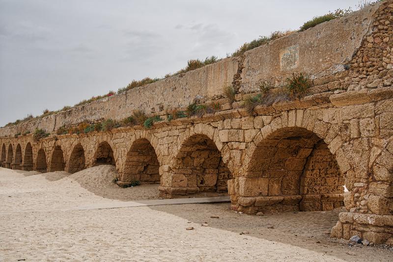 Caesarea Roman Aqueducts