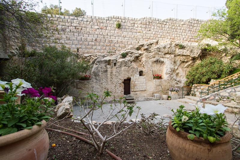 The Garden Tomb of Jesus