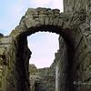 Arch, Caesaria, Israel